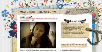 Blog de decoración