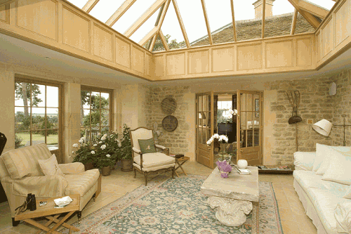 Casas de campo decoración