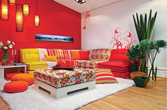 Casas de decoración