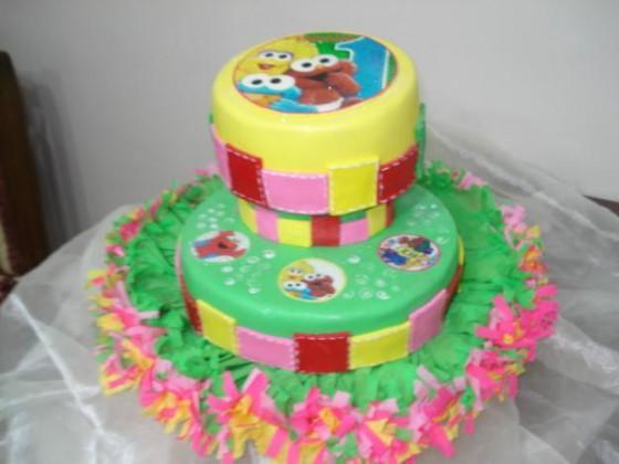 Curso decoracion de tortas