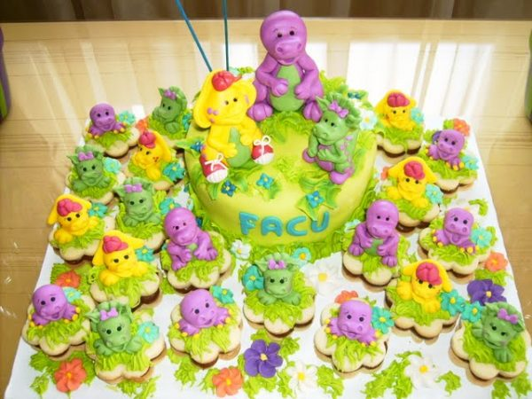 Cursos de decoracion de tortas