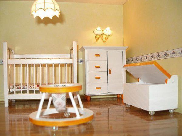 Decoración cuartos de bebes