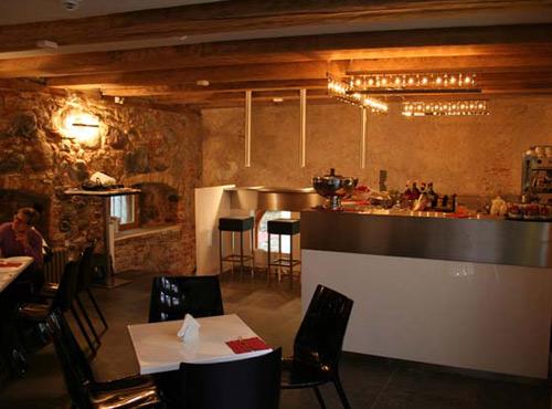 Decoración de bares modernos