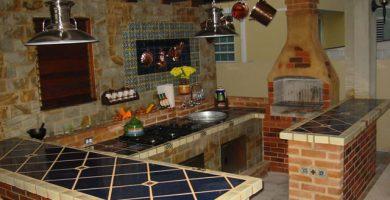 Decoración de cocinas rusticas