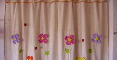 Decoración de cortinas