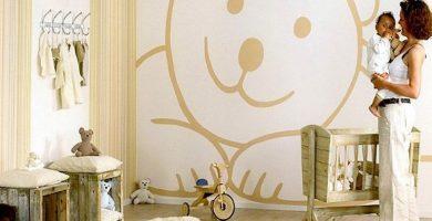 Decoración de cuartos de bebes