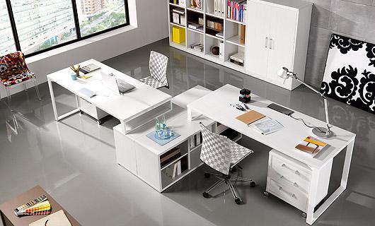 Decoración de despachos