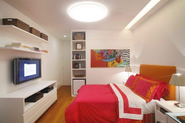 Decoración de dormitorios juveniles modernos