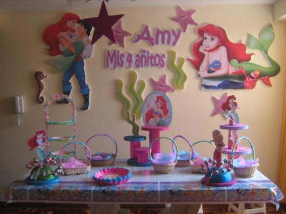 Decoración de fiesta infantil