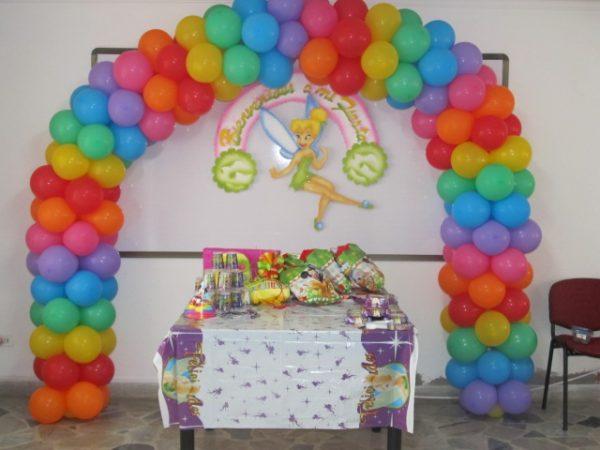 Decoración de fiestas infantiles de cumpleaños