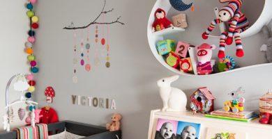 Decoración de habitaciones de bebes