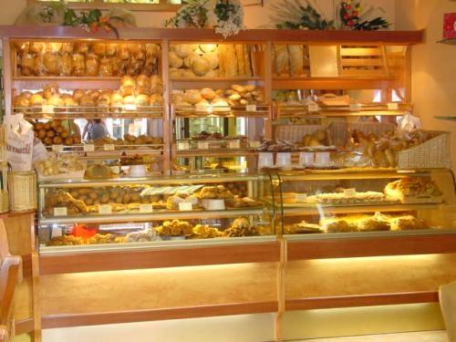 Decoración de panaderías