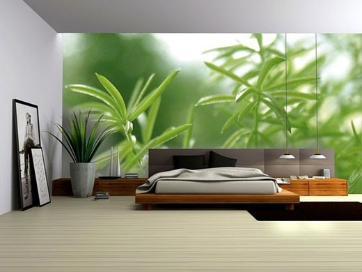 Decoración de paredes pintura