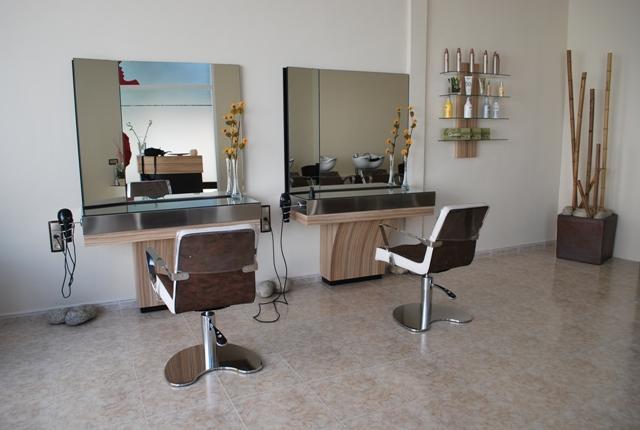 Decoración de peluquerías fotos