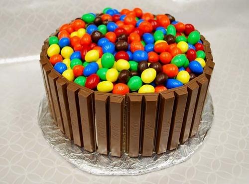 Decoración de tartas de cumpleaños