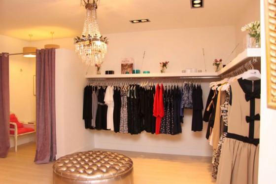 Decoración tiendas de ropa