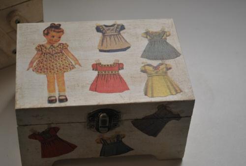 Decoracion de cajas de madera