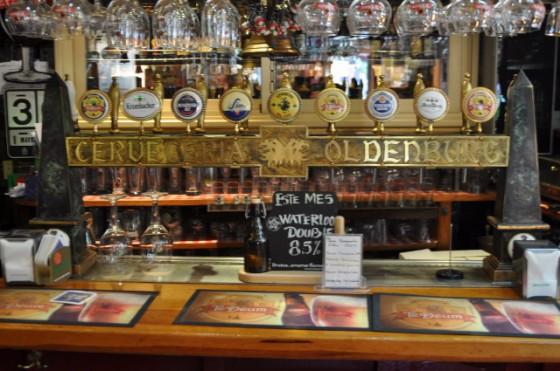 Decoración de cervecerías