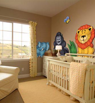 Decoracion de cuartos de bebe