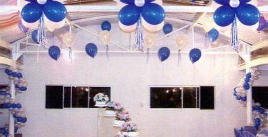 Decoracion de globos para fiestas