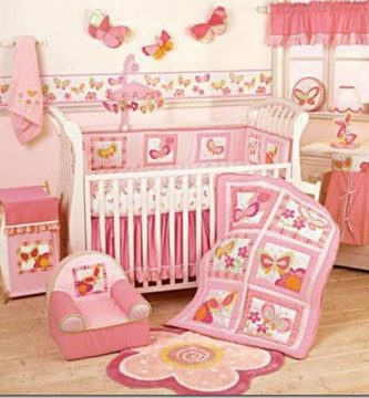 Decoracion de habitaciones de bebes