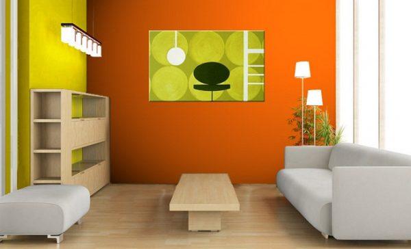 Decoracion de interiores pintura