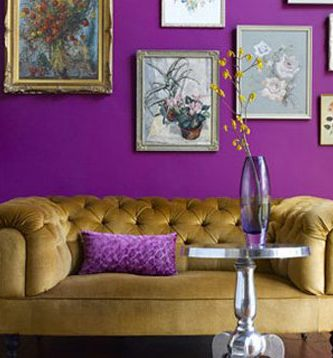 Decoracion de paredes colores