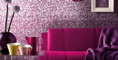 Decoracion de paredes con papel