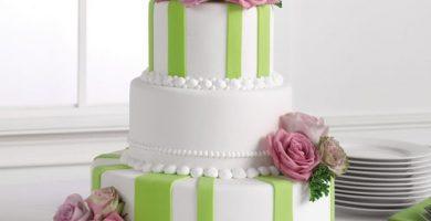 Decoracion de pasteles con fondant