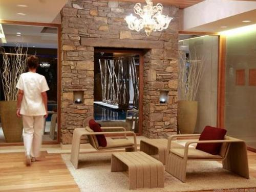 Decoracion de spa