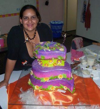 Decoracion de tortas cursos