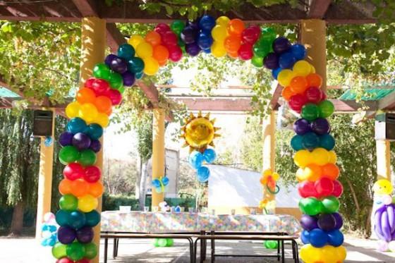 Decoracion fiesta de cumpleaños