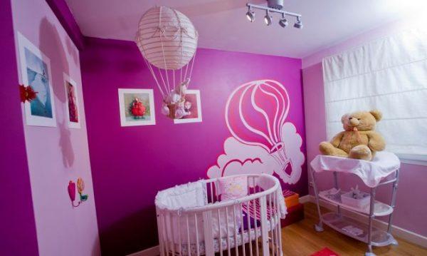 Decoracion para habitaciones de bebes