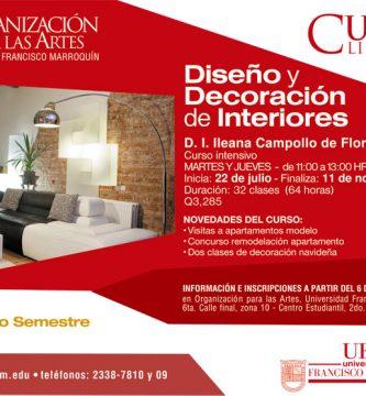 Estudios de decoracion