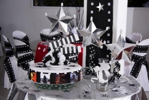 Fiesta de 15 años decoración