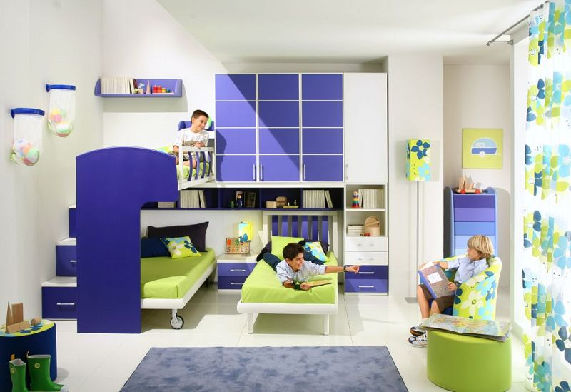 Decoracion De Dormitorios Para Ninos - Decoracion-de-dormitorios-de-nios