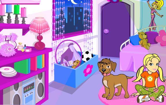 Juegos de decoración de habitaciones