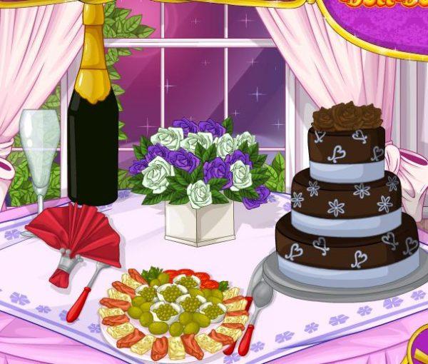 Juegos de decoracion de bodas