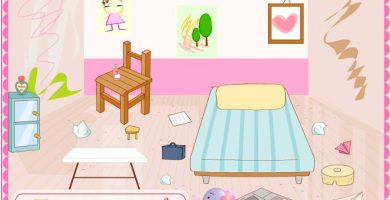 Juegos de decoracion de habitaciones