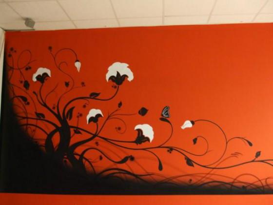 Pinturas de decoración