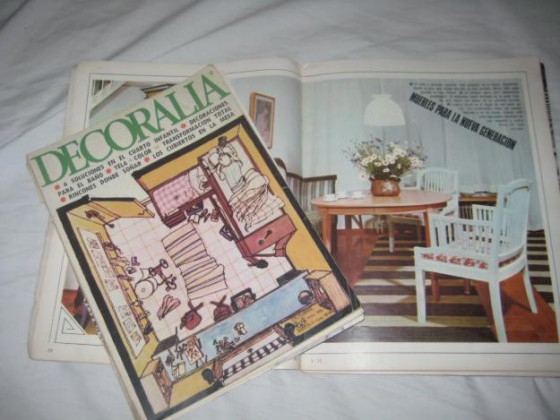Revista de decoración