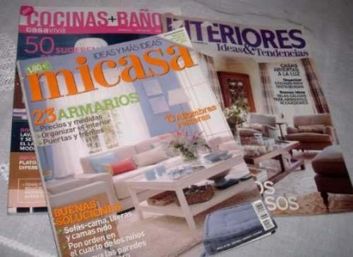 Revista de decoración de interiores
