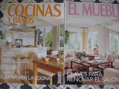 Revista de decoración el mueble