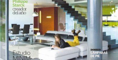 Revista de decoracion de interiores