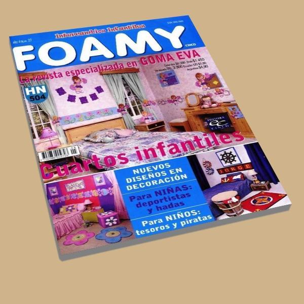 Revistas de decoración infantil
