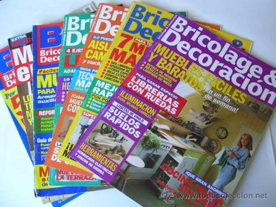 Revistas de decoración moderna