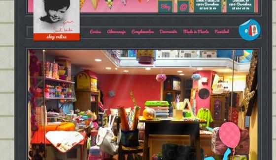 Tienda de decoracion online