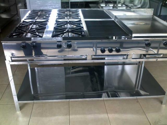 Cocinas industriales en monterrey for Cocinas industriales monterrey