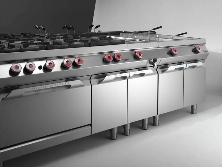 Cocinas industriales medell n for Cocinas industriales modernas
