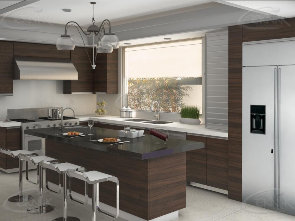 Im genes de decoraci n de cocinas modernas for Fotos de cocinas modernas 2015